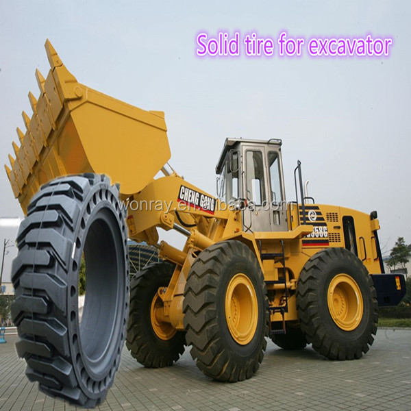 Hot sale durable non flat backhoe tires 12 - 16 - 5 rg 400 ths with high quality