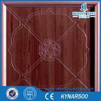 Best Building Materials, 300x300mm Aluminum Ceiling Panels For Home