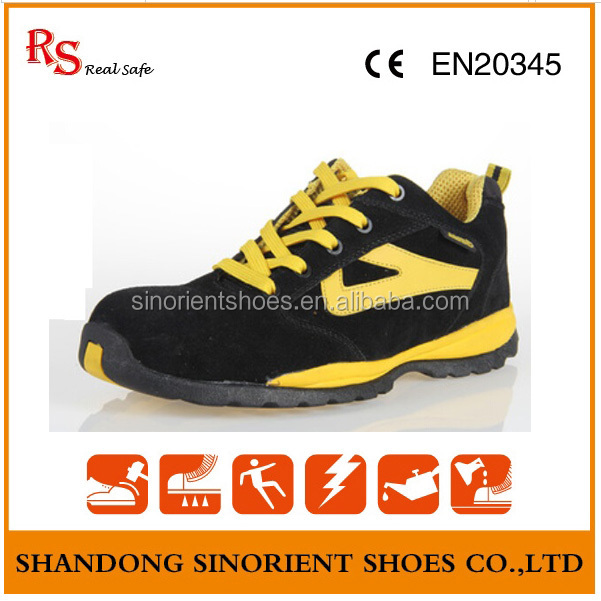 Good prices safety shoes in Security&Protection Best comfortable work shoes Athletic RS78