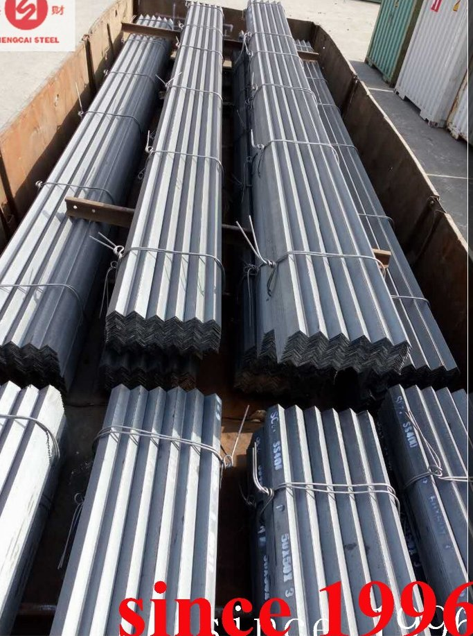 low price steel angle bar with standard theoretical weight per kg
