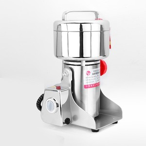 500g home use flour mill dry grain grinder machine