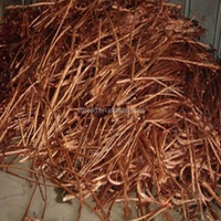 Scrap Metal berry copper wire scrap sale Milberry Grade A for sale