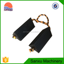 Safety Rubber Secure Ensure Aircraft Wheel Chock