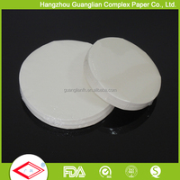 OEM Available Silicone Coated Non-stick Baking Paper Rounds/Circles
