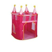 High quality princess castle waterproof child game toy play tent