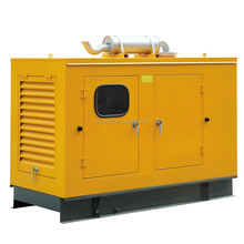Small Set Silent 350 Kva Soundproof Diesel Generator For Sale