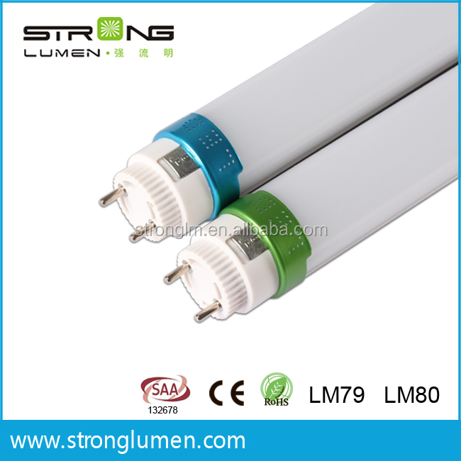 160ml/w high lumen t8 led <strong>tube</strong>