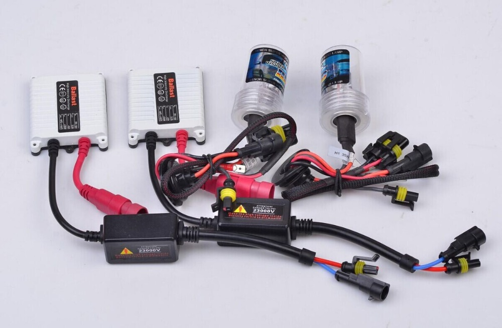 China Factory Direct Supply Slim Hid Xenon Kit H1 H3 H4 H7 H8 H10 9005 9006 9007 hid lighting,Cheap Dc 35w/55w Xenon Hid Kit