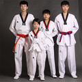 Made in china martial arts wholesale taekwondo uniforms manufacturer