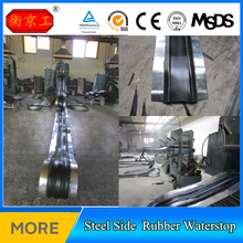 Steel Edge Compound Type Rubber Water Stop