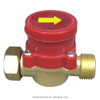water heater flow switch heat pump water flow switch water flow control switch for booster pump and ciruclating pumps