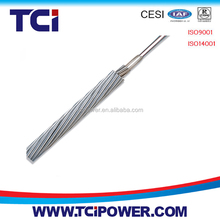 Ground Wire 12 Core Fiber Optic Cable OPGW