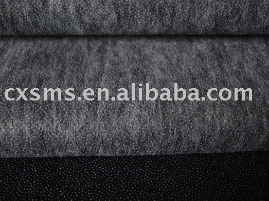 nonwoven fusing interlining garment accessory
