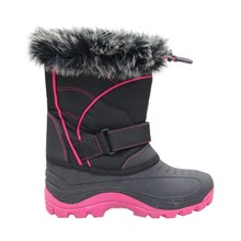 Kids Fancy Warm Waterproof Snow Boots