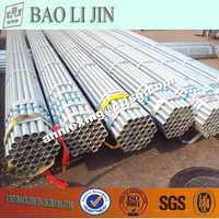 ASTM A500 gi pipe porn tube/pipe building material china manufacturer