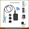 2016 newest 9mm endoscope Borescope Inspection snake camera wifi 6 LED for iphone and Android Phone android external usb camera