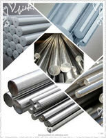 410 420 430 stainless steel round bar price for special shaft and parts