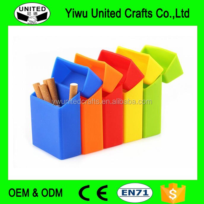 New hot silicone tobacco holder waterproof cigarette cases