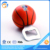 Basket Ball Shaped Bottle Opener Foam Stress Pu Ball with Logo