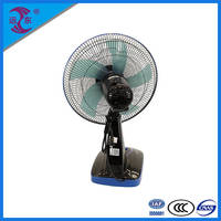 Wholesalers china 16 inch table super cooling dc fan