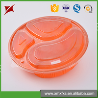 Different tray disposable blister pp plastic food storage box
