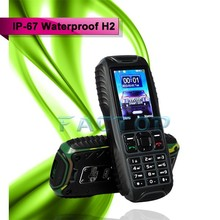 cell mini phone 2.0inch H2 0.3MP Waterproof mobile phone