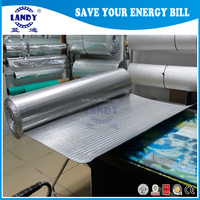 thermal insulation foil for ceiling use
