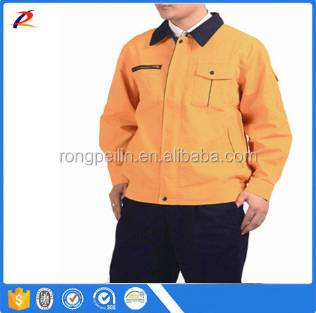 used work clothes for men/wholesale work clothes/factory work clothes