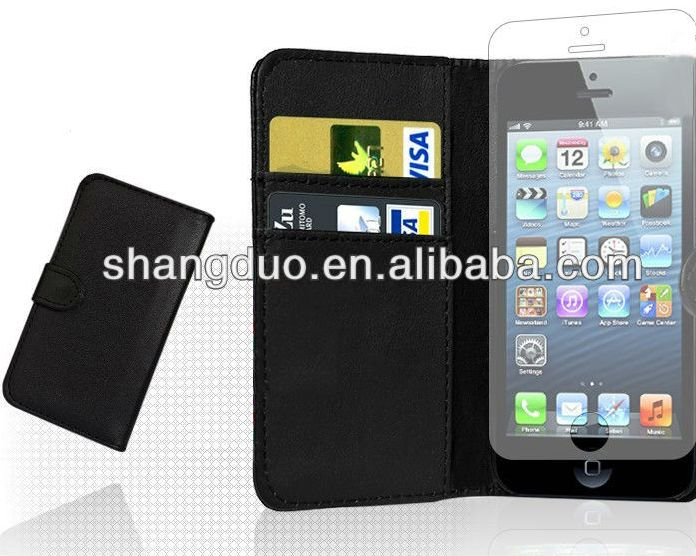 cell phone case leather pouch