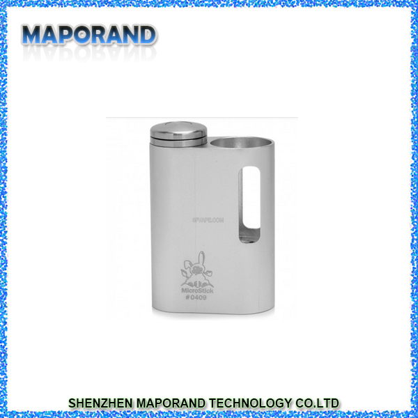 Smallest Box Mod 18500 Battery Box Mod VV VW Ecigs 1:1 Clone Microstick mod In Stock