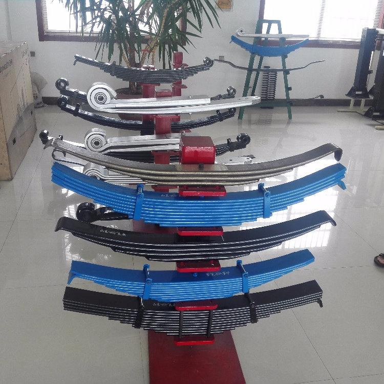 Customized Heavy Duty Trailer Leaf Spring Quality Steel Leaf Spring in hot sale