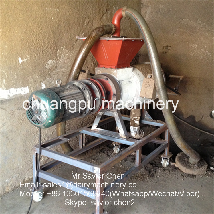 5.5KW Solid Liquid Separator For Poultry Dung