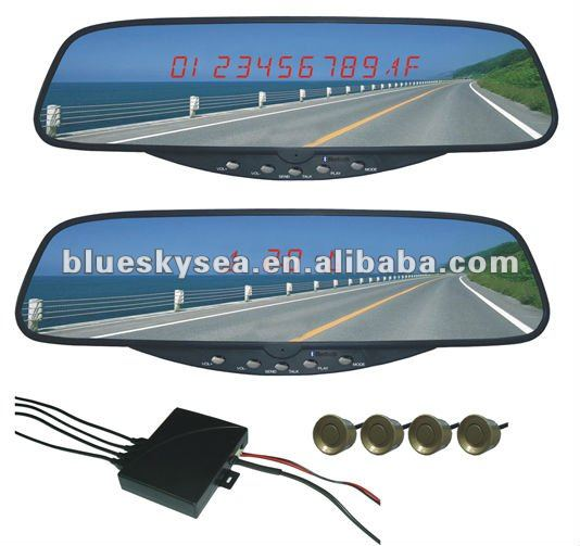 Bluetooth Wireless Parking Sensor