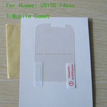 Screen guard film for Huawei U8150 Ideos T-Mobile Comet