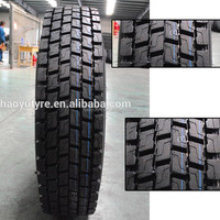 Radial commercial truck used 11r22.5 11R24.5 truck tires for USA & Canada merket