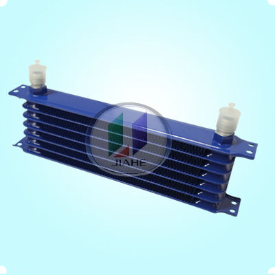 Trust and Mocal style Aluminum Universal Engine transmission oil cooler