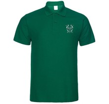 Fancy Design Top Quality Men Polo With Customized Printed Logo