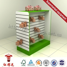 Retail supermarket cardboard display for sale in china