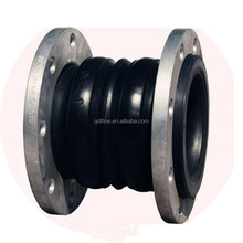 High Quality EPDM Flexible Rubber Expansion Joint with PN16 Flange