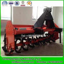 Tractor rotovator 3-point rotary tiller pto tillers