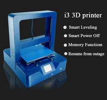 The Best China High Quality cheapest Reprap Prusa i3 DIY 3D Printer For Preforming Rubber Compound