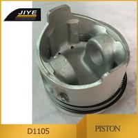 piston cylinder liner kit for D1105,16060-21110, ring 16261-21050,metal,crankshaft,metal,crankpin and gasket kit