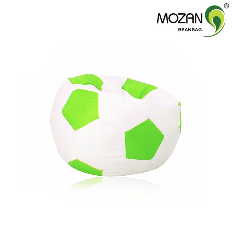 Comfy ball personalized relaxing football beanbag lazy bean bag chairs