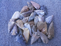 Wholesale 2 inch Agate Arrowheads