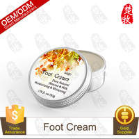 OEM Service Cosmetics Foot Care Cracked Heel Foot Cream For Dry Skin