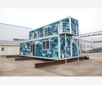 Ecofriendly Prefarb top quality/high-class efficiency/high strength container house 20