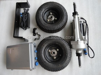 Column Motor power hand truck kit