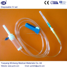 medical disposable iv infusion set