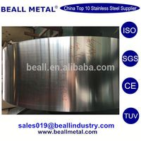 201 stainless steel coil/sheet/circle polished
