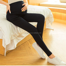 2016 Autumn 300D cotton Adjustable High Elastic maternity leggings pregnant clothes pants for women stockings